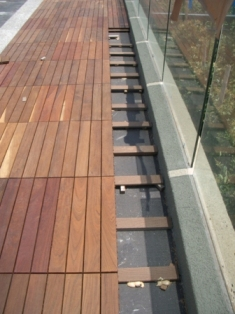 Decking Tiles Deck Tiles Wood Deck Tiles Hardwood Home