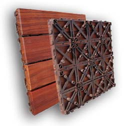 Deck Tiles | Deck Tile | Wood Deck Tiles
