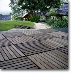 Teak Deck Tiles Teak Decking From The Hardwoodhome