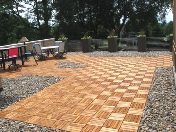 Teak Deck Tiles Images
