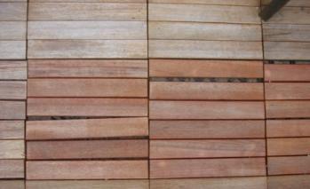 Lowe's Deck Tiles